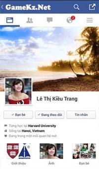 Trang cá nhân và các chức năng hiện có trong bản Facebook mới nhất hiện nay