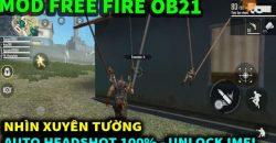 Hack Free Fire OB21